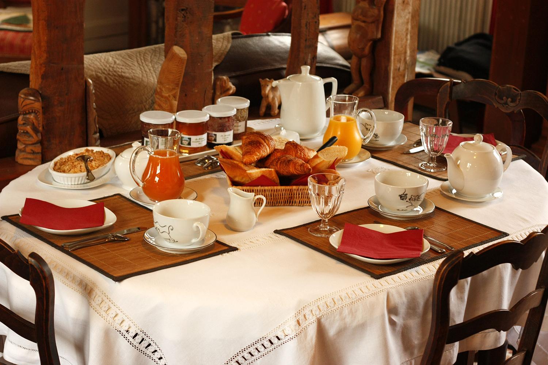 Le Petit-Déjeuner | La Mézeray